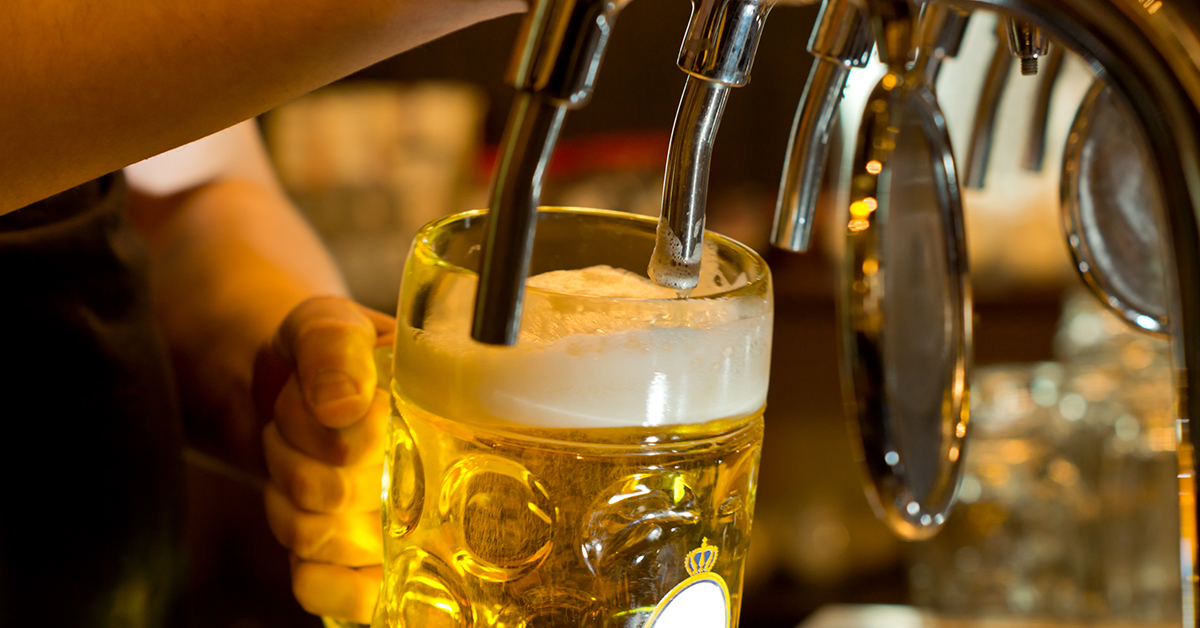 Serving the perfect pint - Draught Beer - Grainfather Community