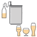 Image to show kegging for brewing 101 page