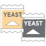 Image to show packets of yeast for brewing 101.