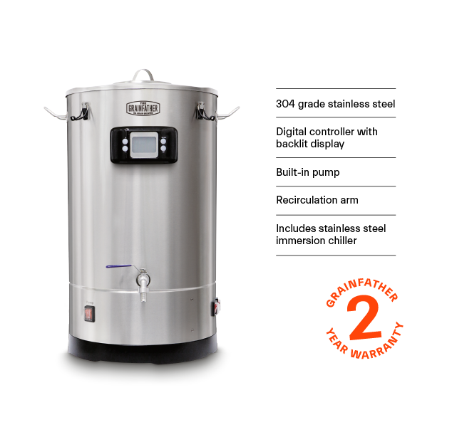 Grainfather S40 Features